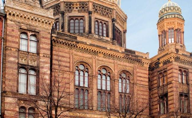 Berlin new Synagogue – Germany
